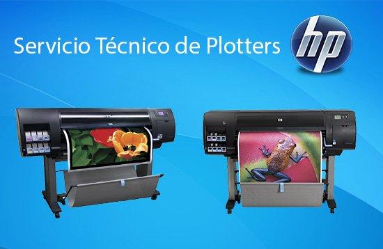 Mantenimiento y Reparación de Plotters HP en CentroMiPc