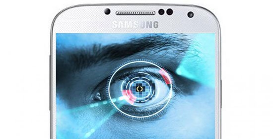 Escáner Ocular para Samsung Galaxy S5