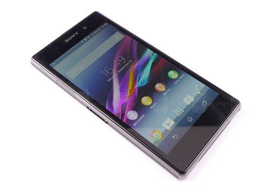 Los mejores móviles 2014 - Sony Xperia Z1S