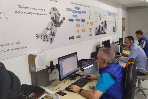 Soporte y servicios TIC