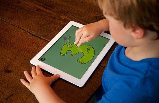 Las mejores tablet para niños