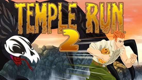 Los mejores juegos Android 2013 - Temple Run 2