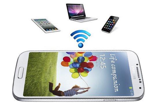 Tethering – Cómo compartir conexión a internet desde el móvil