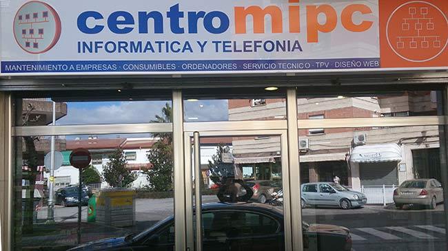 Tienda de informática CentroMiPc-Pinos Puente