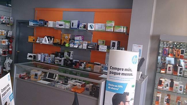 Nueva tienda de informática CentroMiPc-Pinos Puente