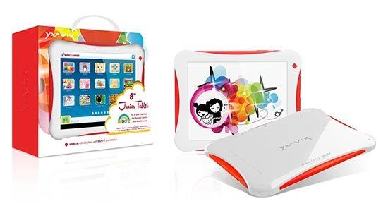 Tablet para niños - Tablet Yarvik Junior